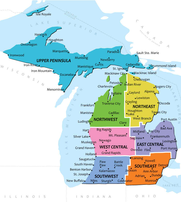 Permaculture in Michigan – Farms, Centers, Events, and Individuals of the Michigan Permaculture Community