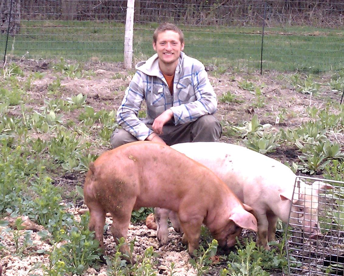 Full Circle Pasture Raised Pork, Heritage Breed, Non-GMO