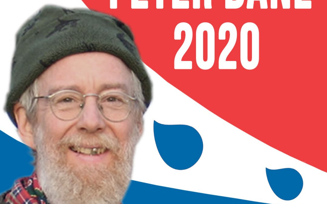 Permaculture Realized Podcast Episode 29, Peter Bane 2020 – Climate Cooling We Can Believe In!